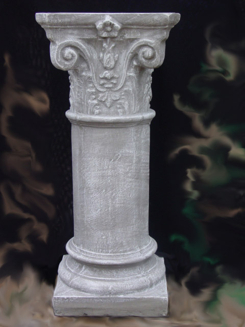 1PE043 Ornate Pedestal
