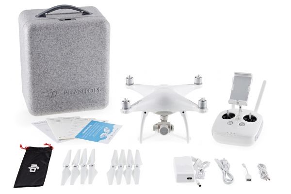 PHANTOM 4, DIRECT FROM DJI, REFURB WITH FULL 12 MONTH SA SUPPORT & WARRANTY