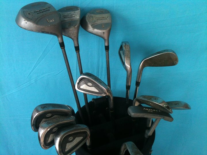 "14 Pce. ""Proline Impact"" Golf Club Set"
