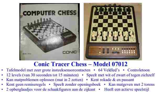 Portyable Computor Chess Game