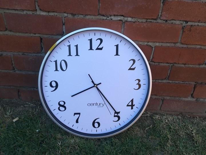 Century Boston clock