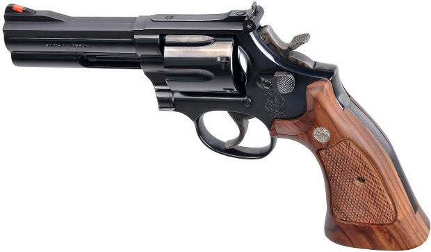 Smith & Wesson Model 586 .357/38