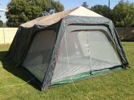 Gazebo and 6-8 tent