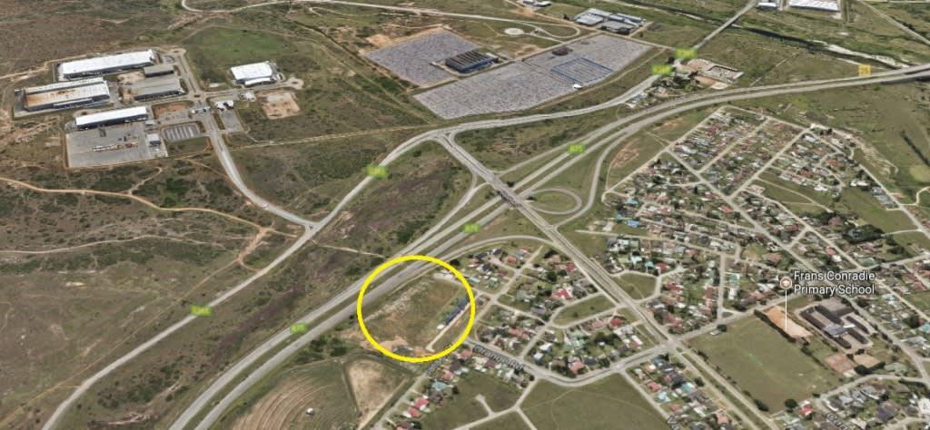 Port Elizabeth Development Land (1 item)