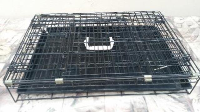Travel cage for parrot / rabbit cage