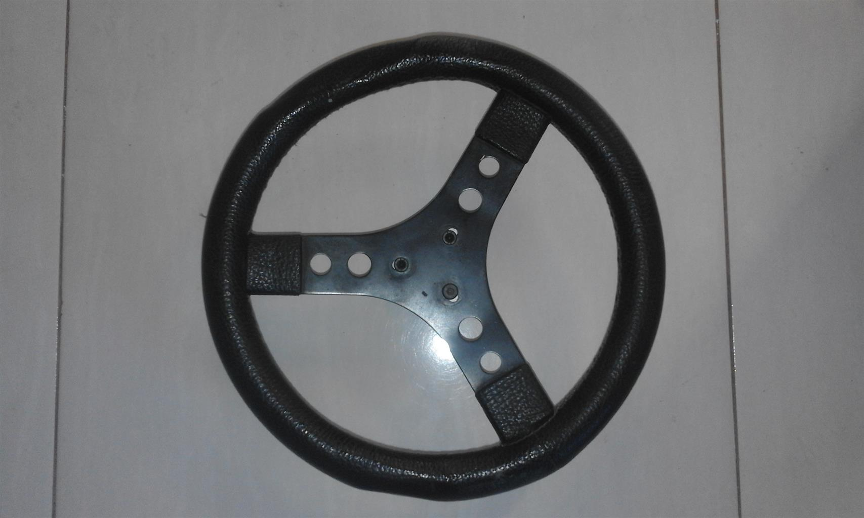 Steering Wheel Universal Fits any car