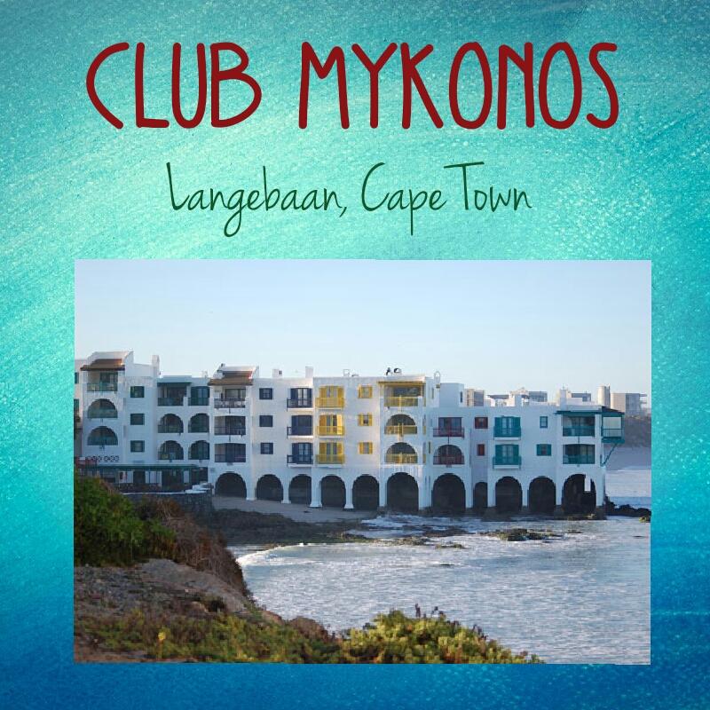 Club Mykonos Specials (December)