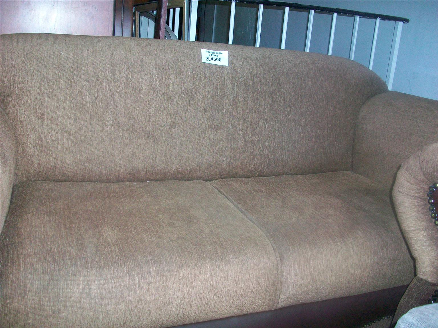 2-Seater Corduroy Couch...2-units available