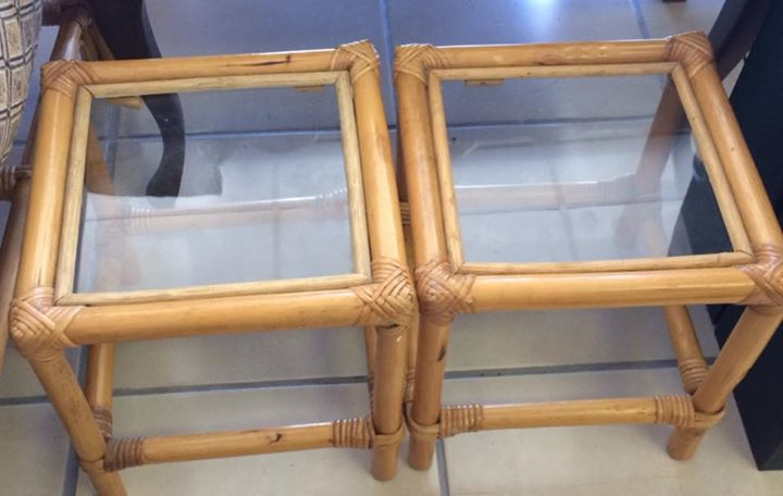 Bamboes lig en gemaklik
