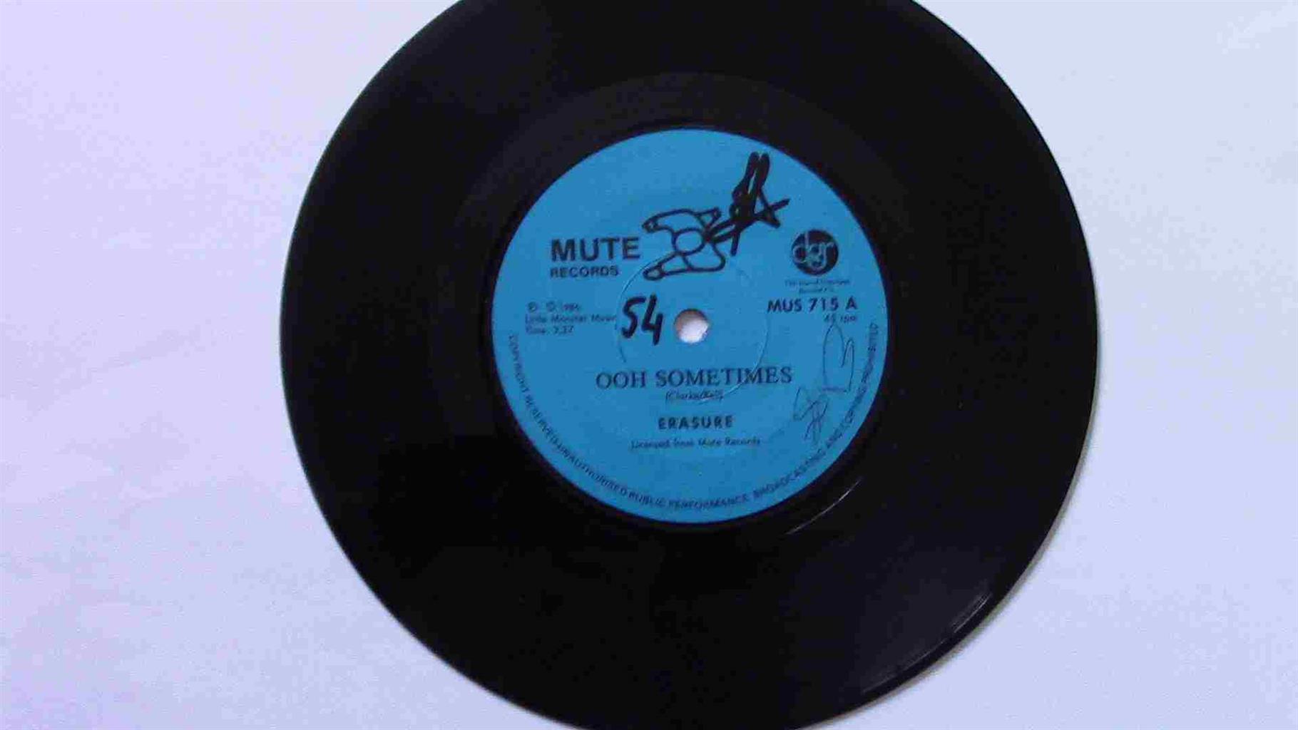 Rare Vinyl Seven Singles (51 - 60)