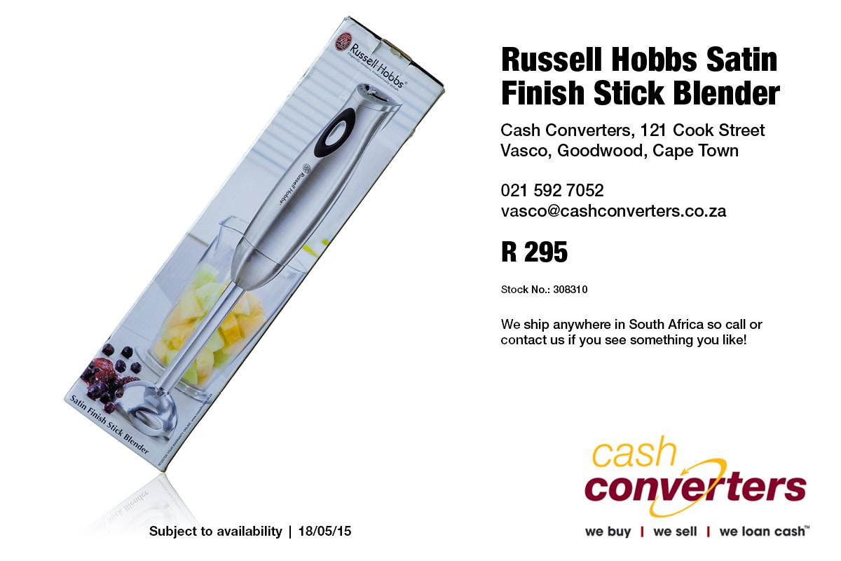 Russell Hobbs Satin Finish Stick Blender