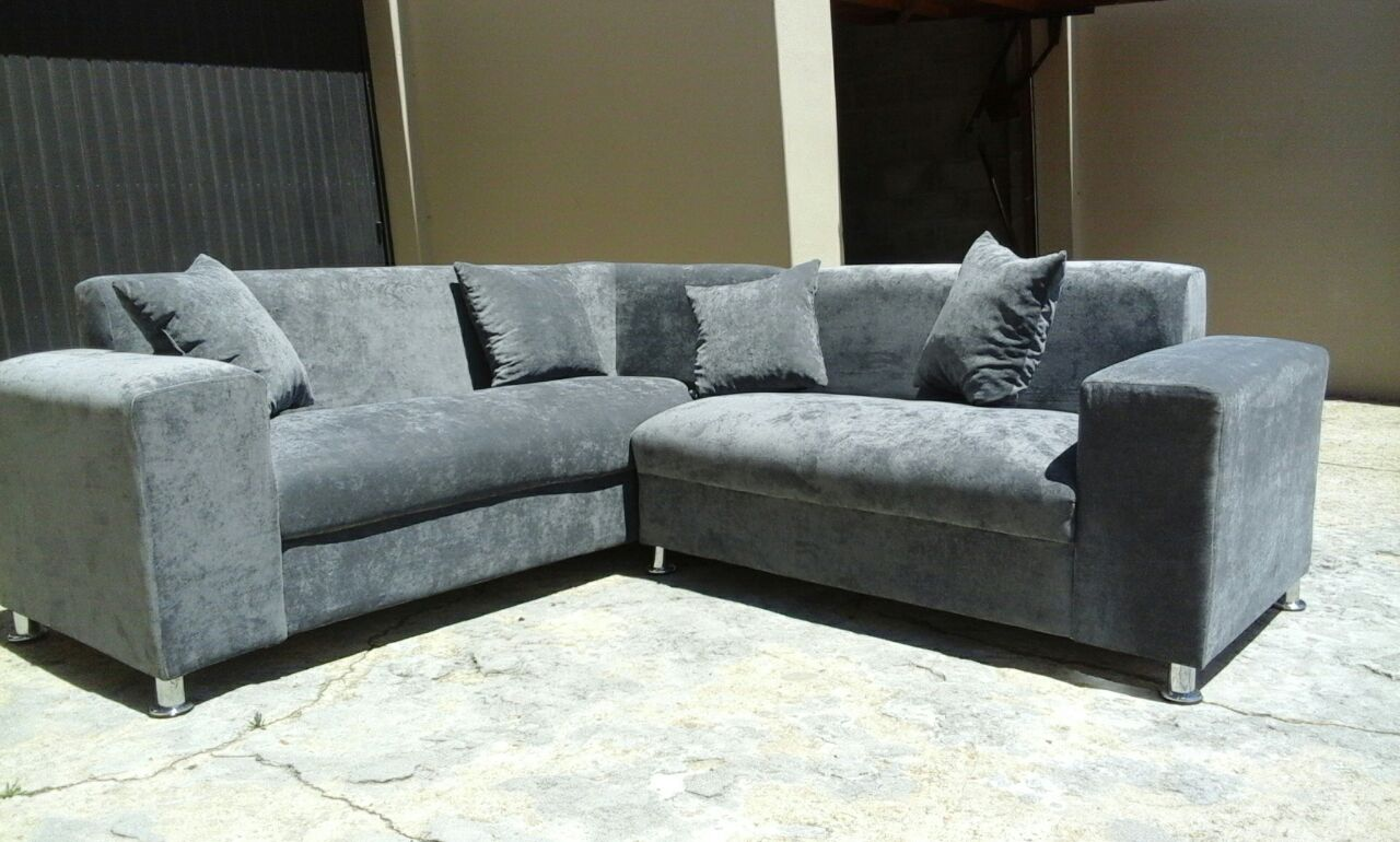 new light grey couch