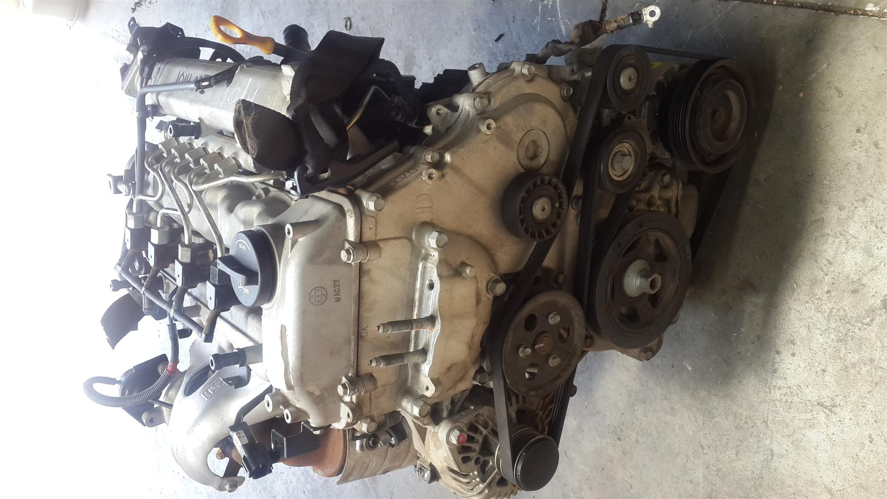 D4FC CRDI ENGINE FOR SALE | Junk Mail