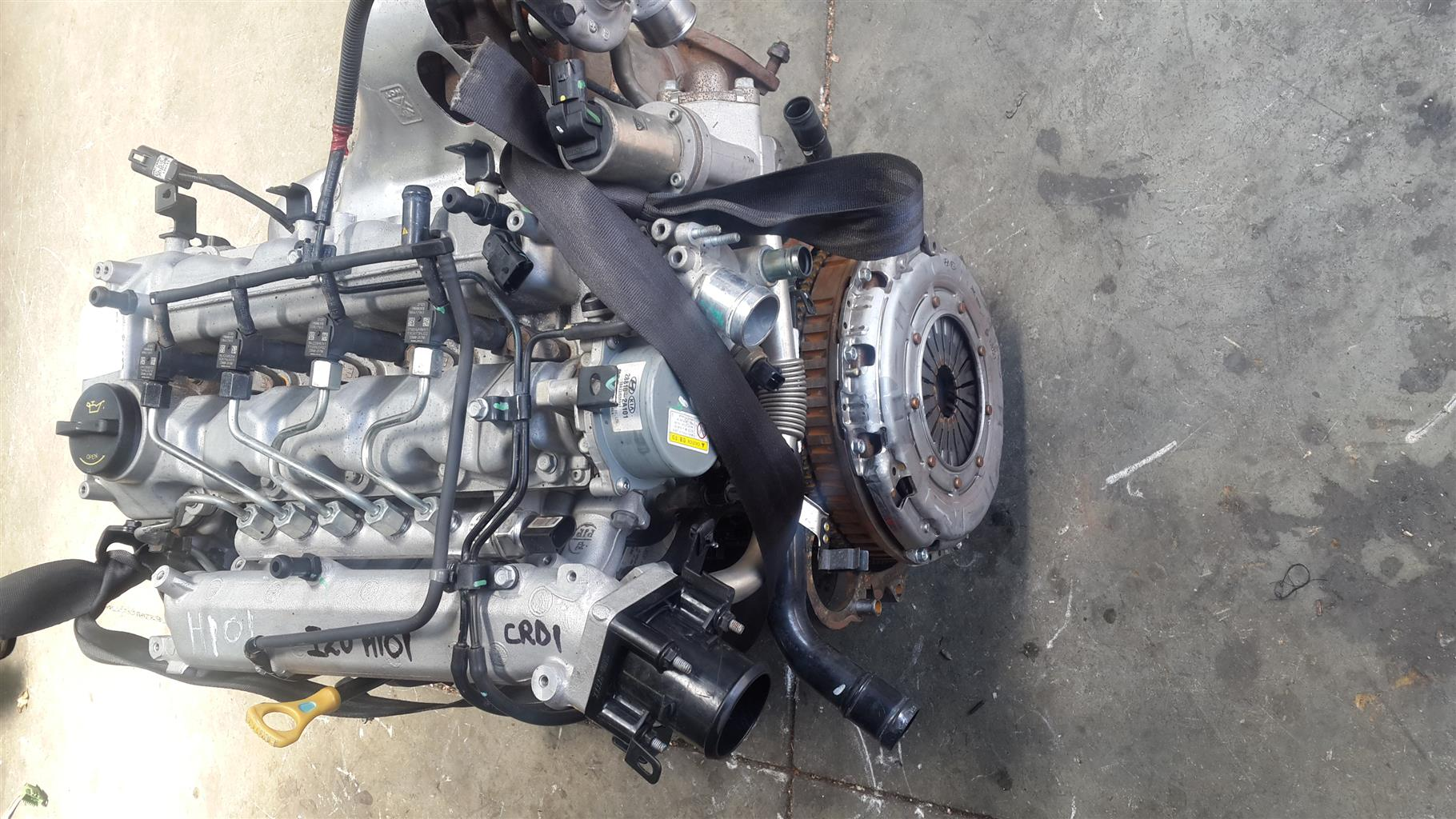 D4FC CRDI ENGINE FOR SALE