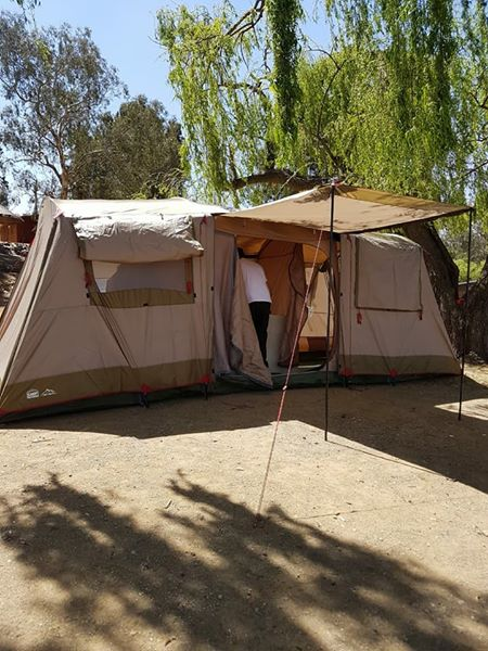 & 9 Man Tent | Junk Mail