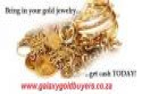 Gold buyers in Gauteng