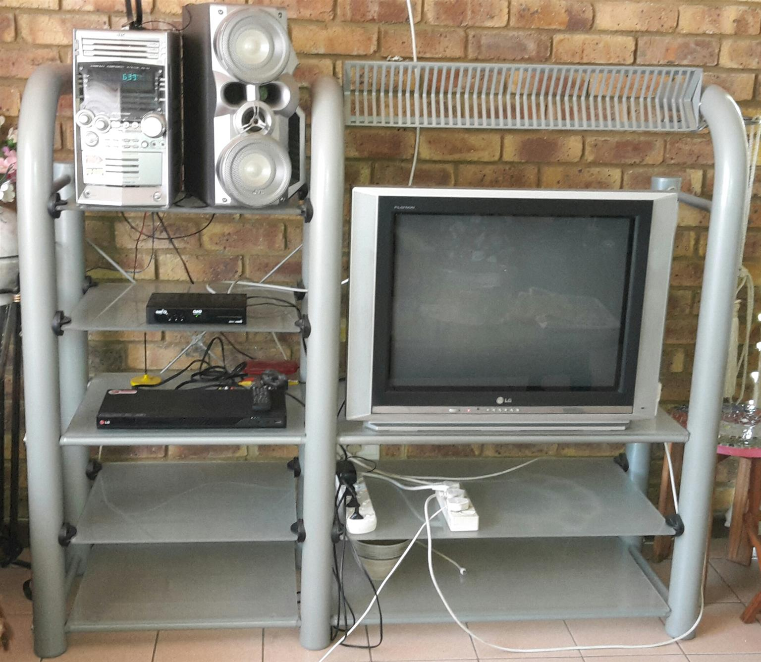 Steele TV Stand
