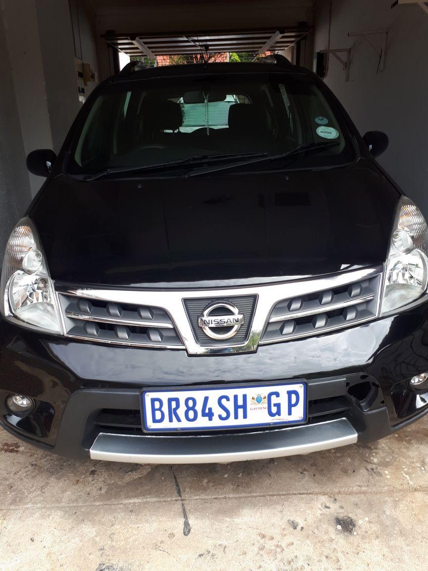 2012 Nissan Livina X Gear 1.6 Acenta+