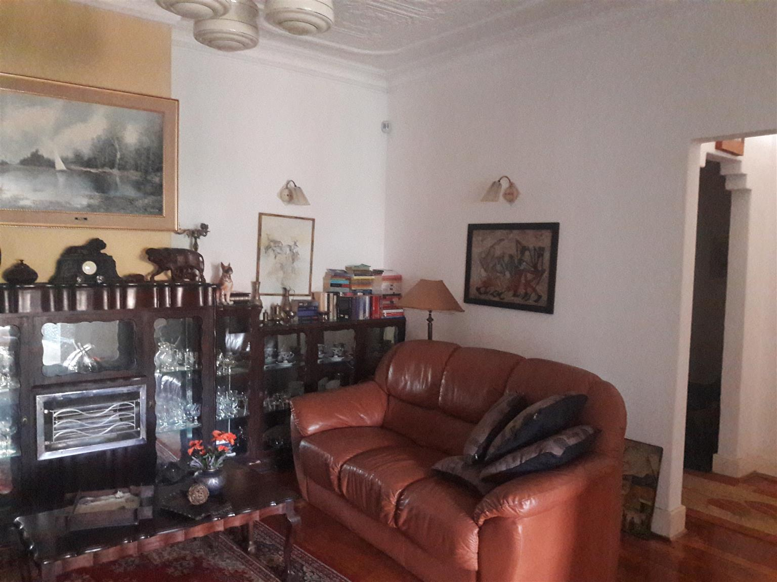 HOUSE CONVERTED IN 5 FLATS with separate entrance and separate utility charges .HIGH SECURE RETURNS