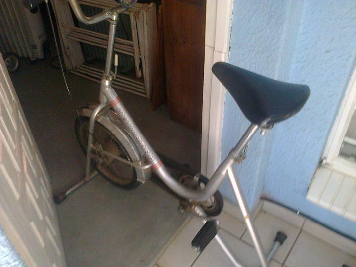 Oefen fiets te koop