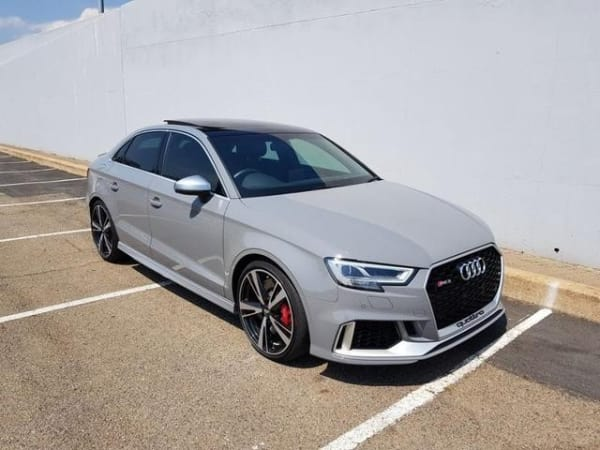 Audi Used For Sale >> 2017 Audi S3 | Junk Mail