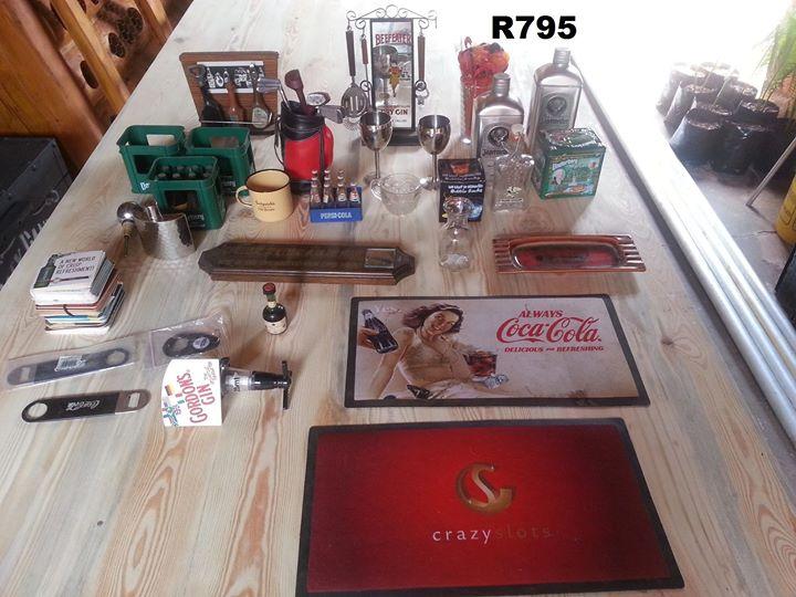 Various crockery and kitchen decor