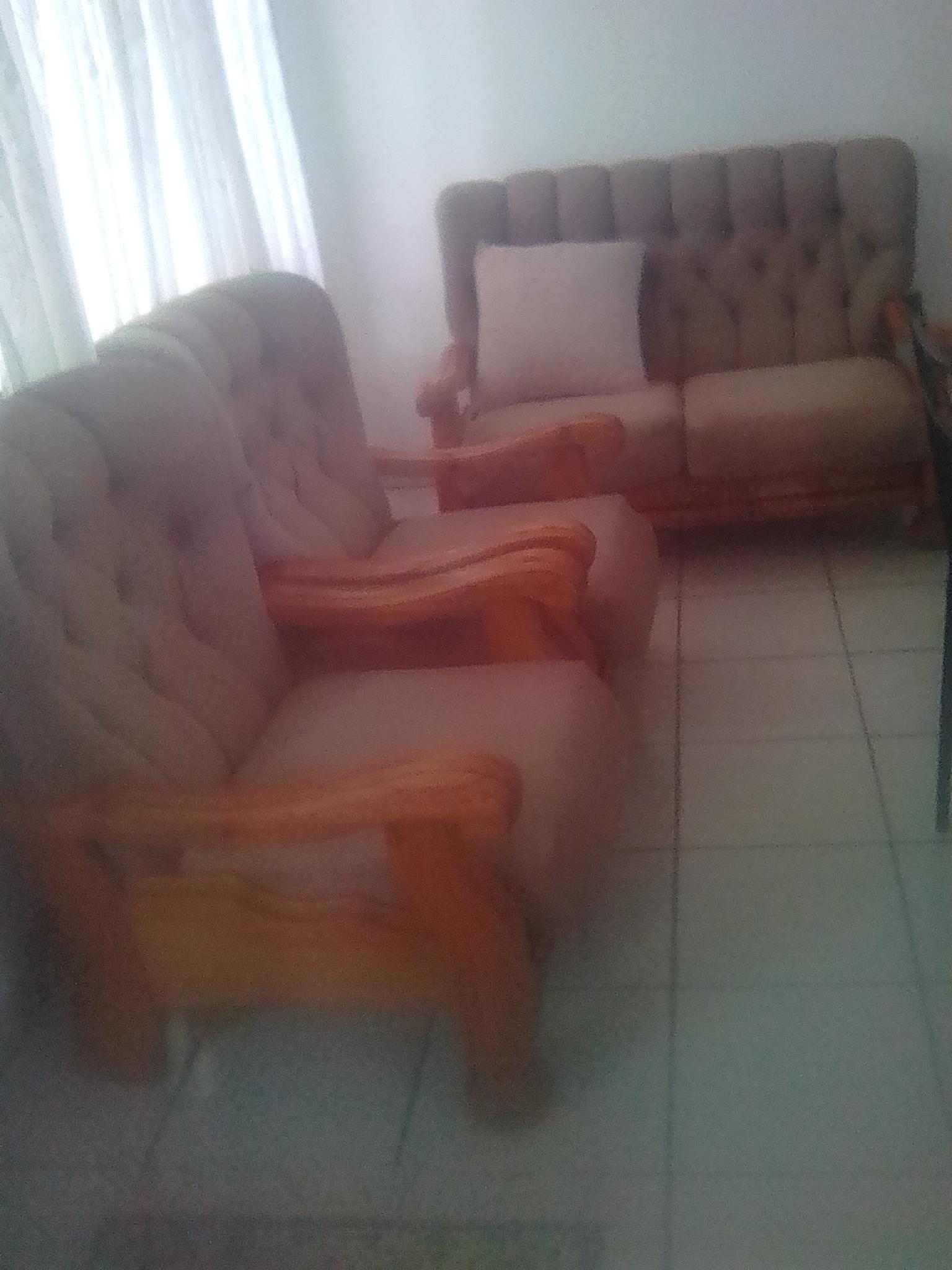 Lounge suite 3 piece Pinetown
