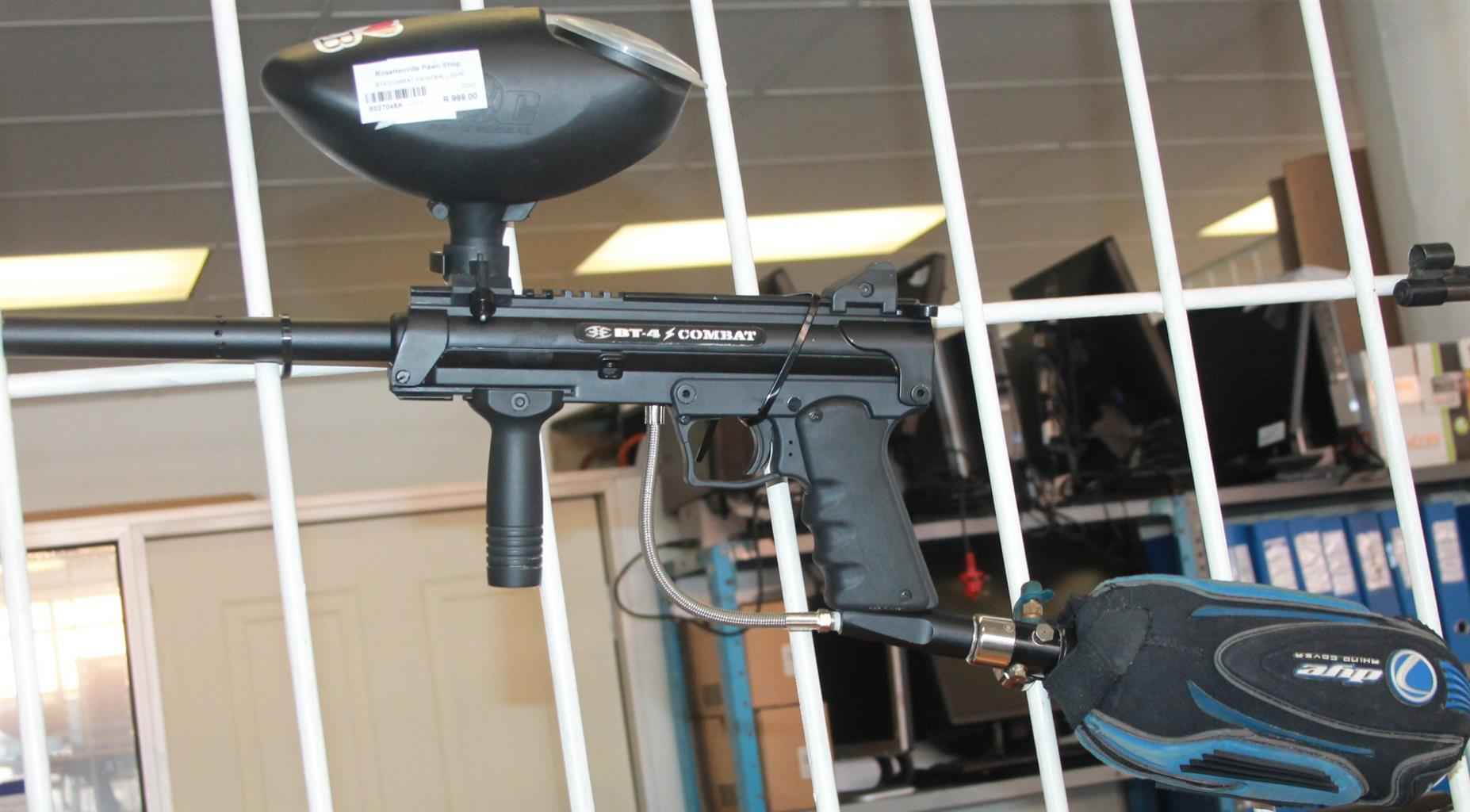 BT 4 paintball gun S027048a #Rosettenvillepawnshop