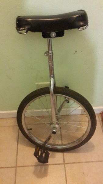 Unicycle x2