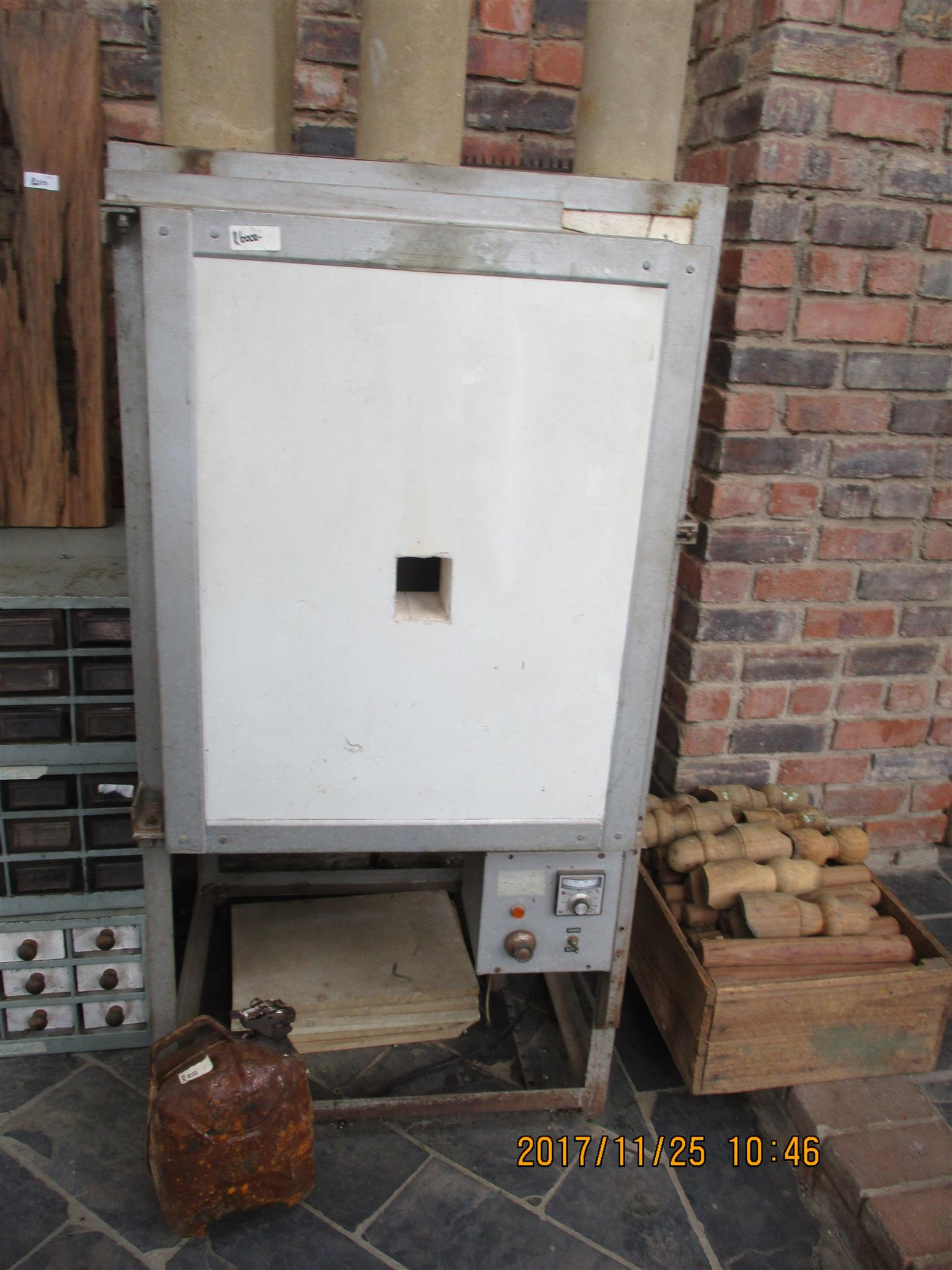 Used pottery kiln for  sale