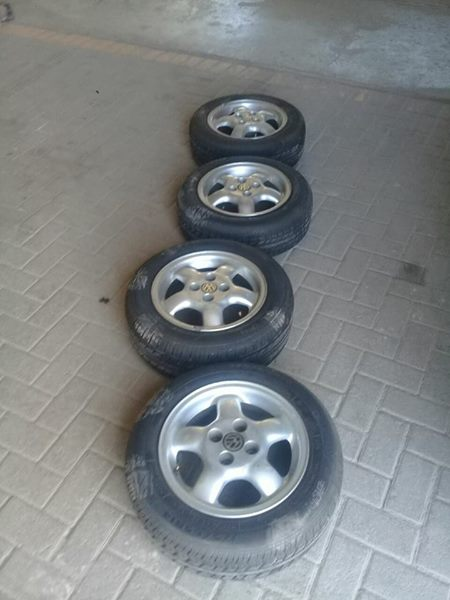 Mags & Tyres in GOOD condition