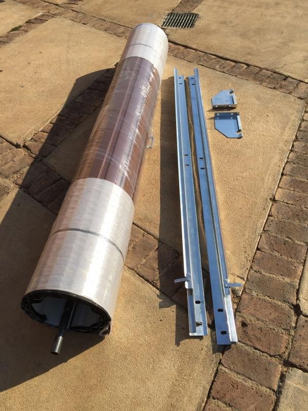 Steel Roller Type Door Kits or Installations in Springs