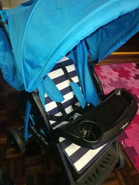 Bounce Pram and Snug&Safe/Car seat