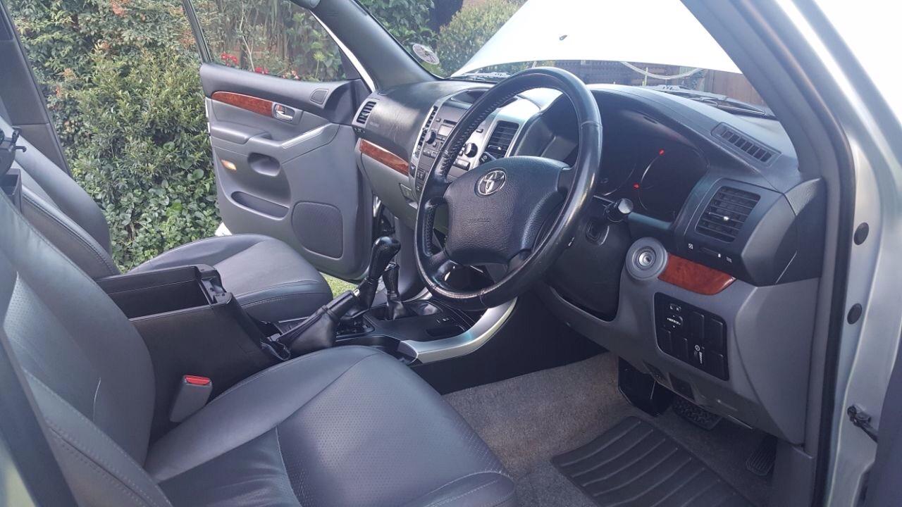 2005 Toyota Land Cruiser Prado 40 Vx Junk Mail Lexus