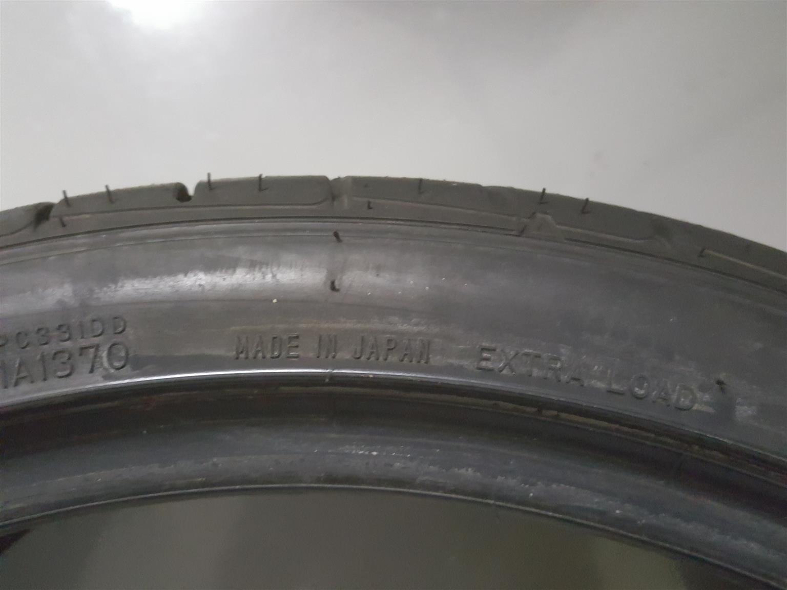 225x35x19 Falken 453 tyres