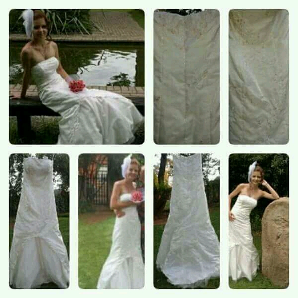 Wedding dress and Cocktail Dress