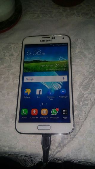 Samsung S5 swap with Huawei Mate7