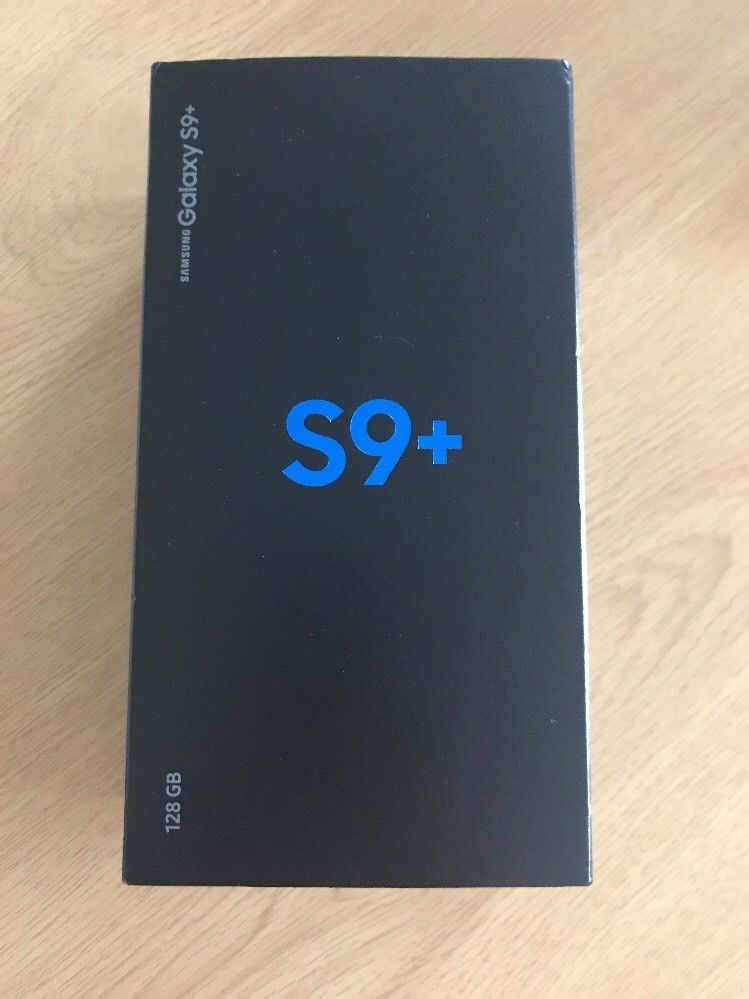Samsung galaxy S9 plus 64gb smartphones
