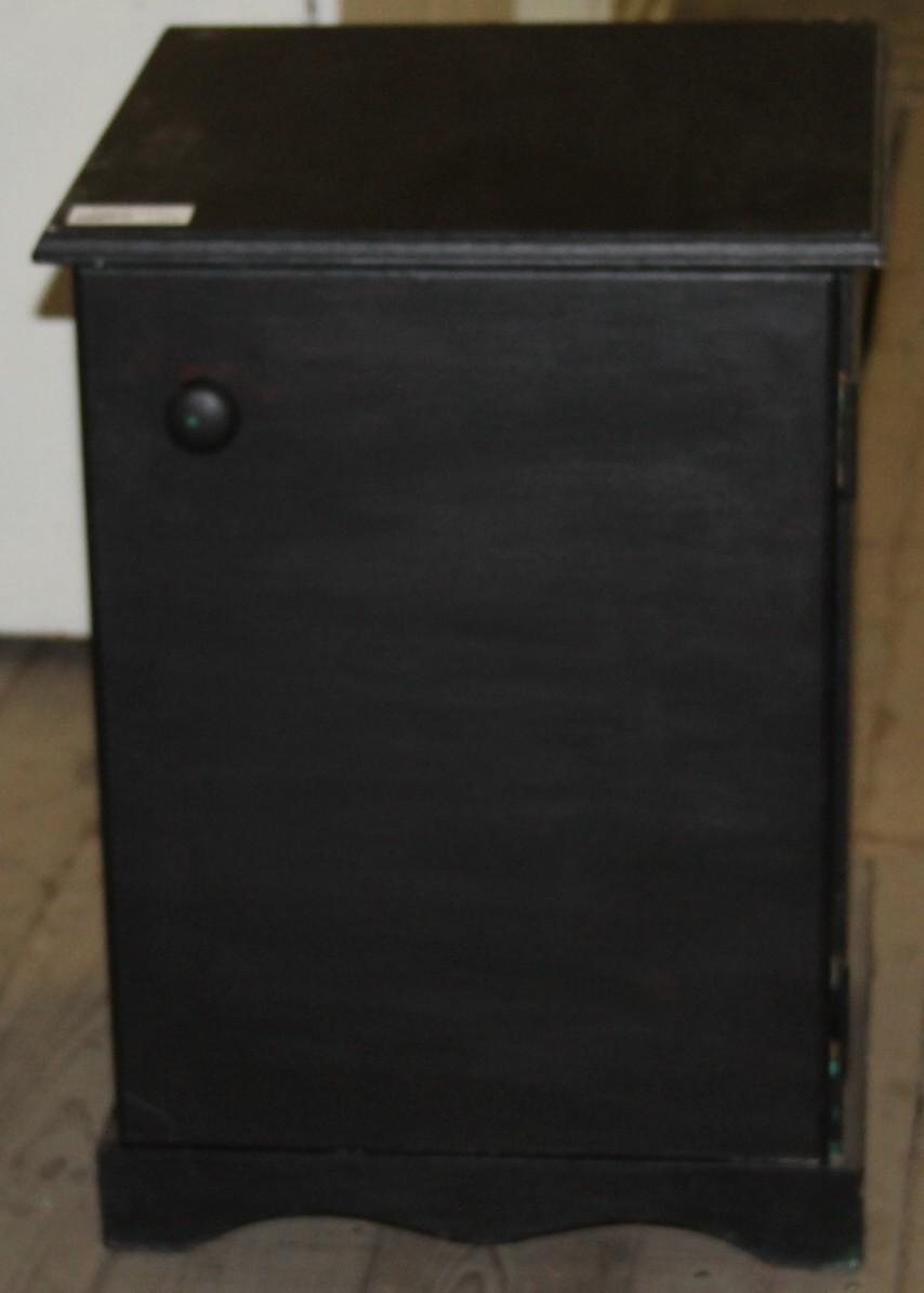 Black cupboard S028402i  #Rosettenvillepawnshop