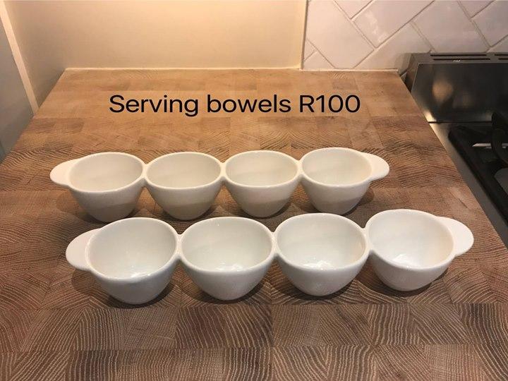 Serving bowls for sale