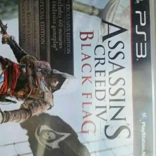 Assassins Creed Black Flag PS3