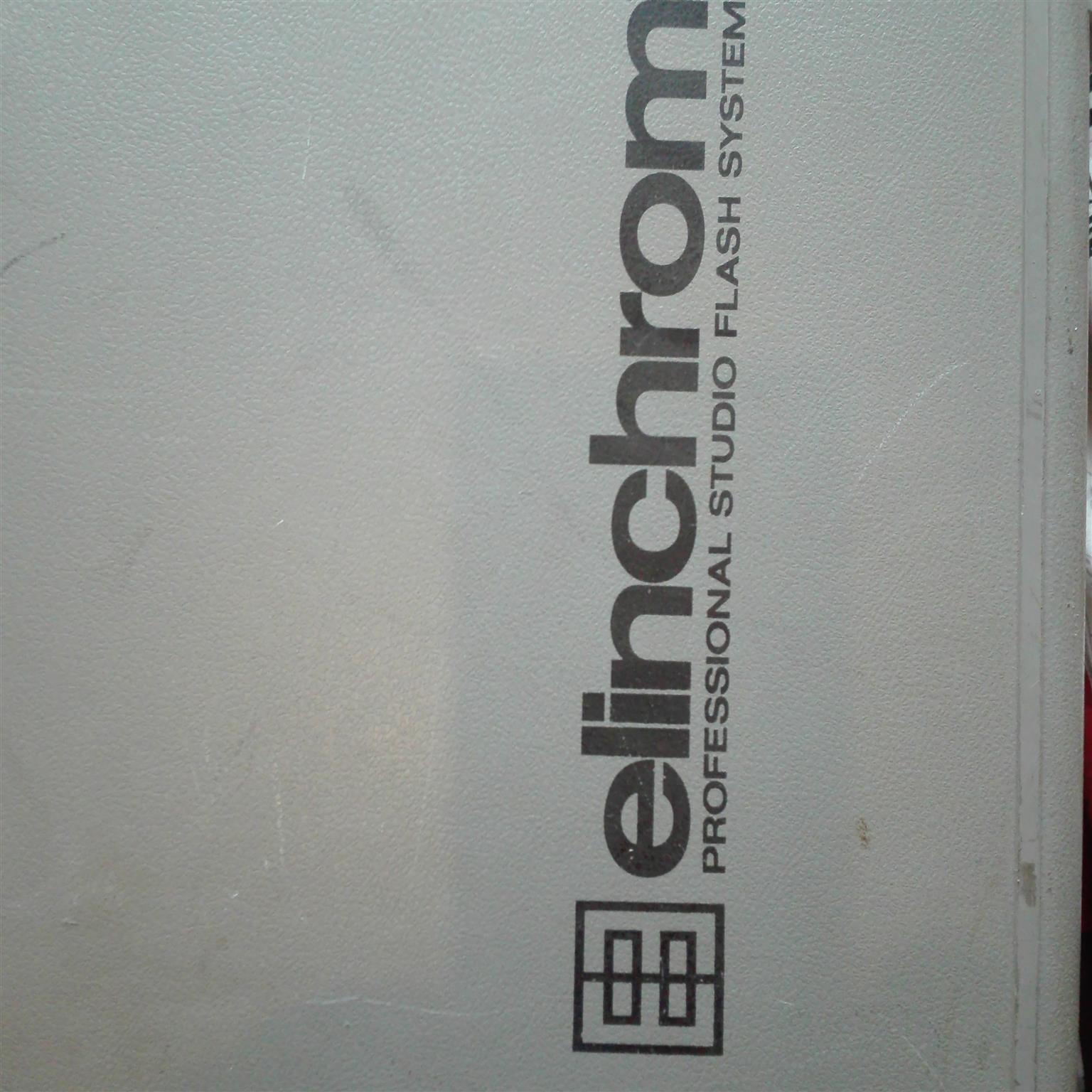 ELINCHROM PROFESSIONAL STUDIO FLASH SYSTEM