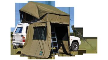 Tentco Safari Rooftop 1.4m Protent