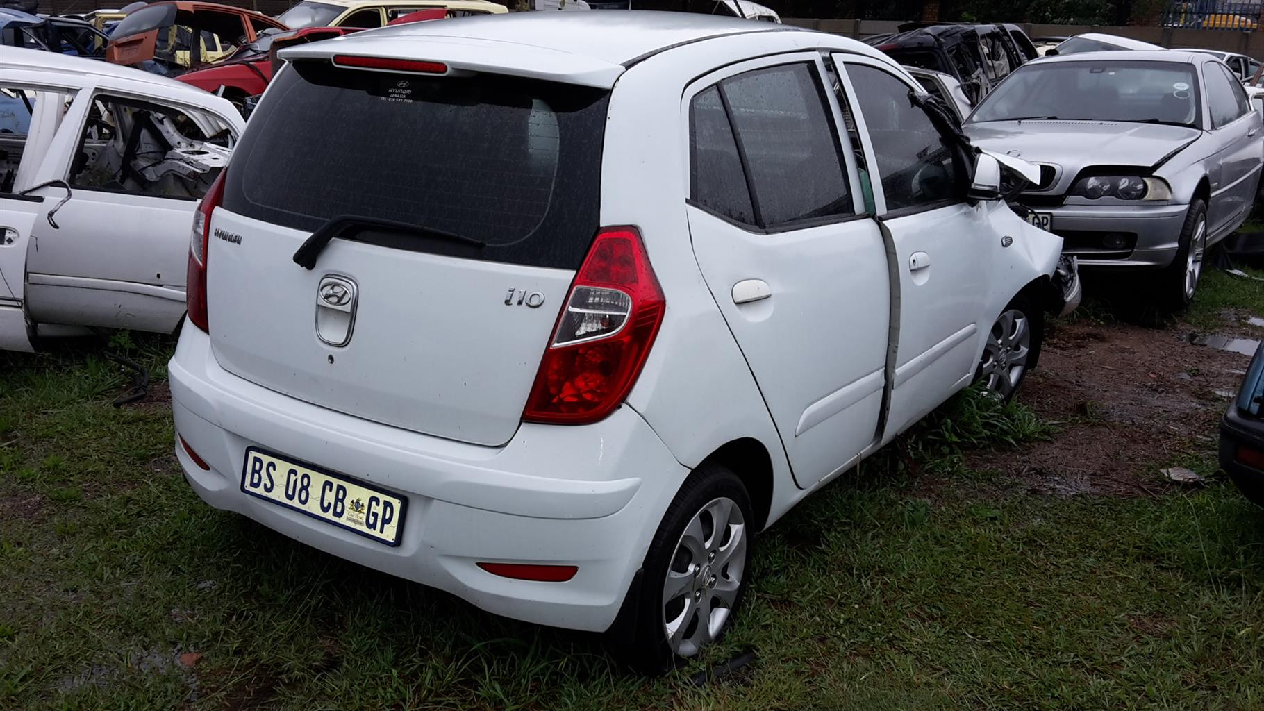 Hyundai I10 stripping for spare parts | Junk Mail