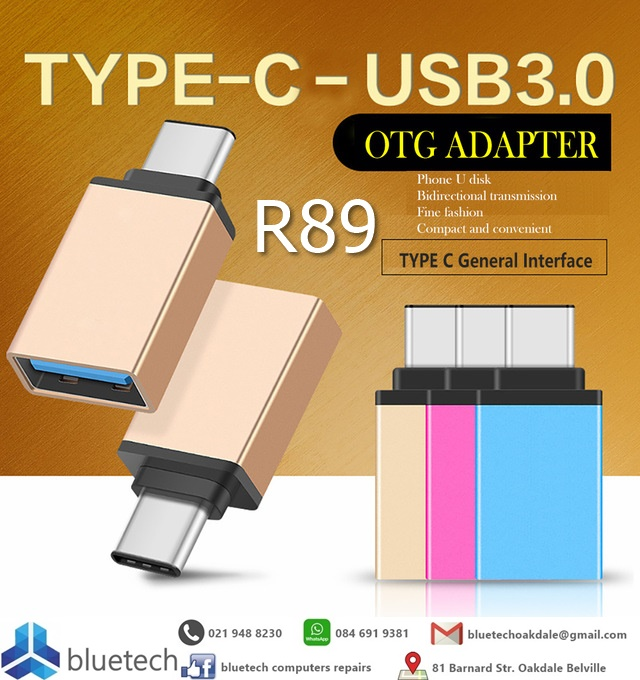 OTG USB Type C
