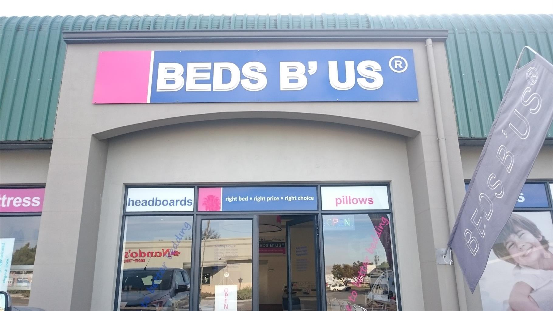 BEDS B' US Your Mattress & Bed Specialist Store (Garden Route)