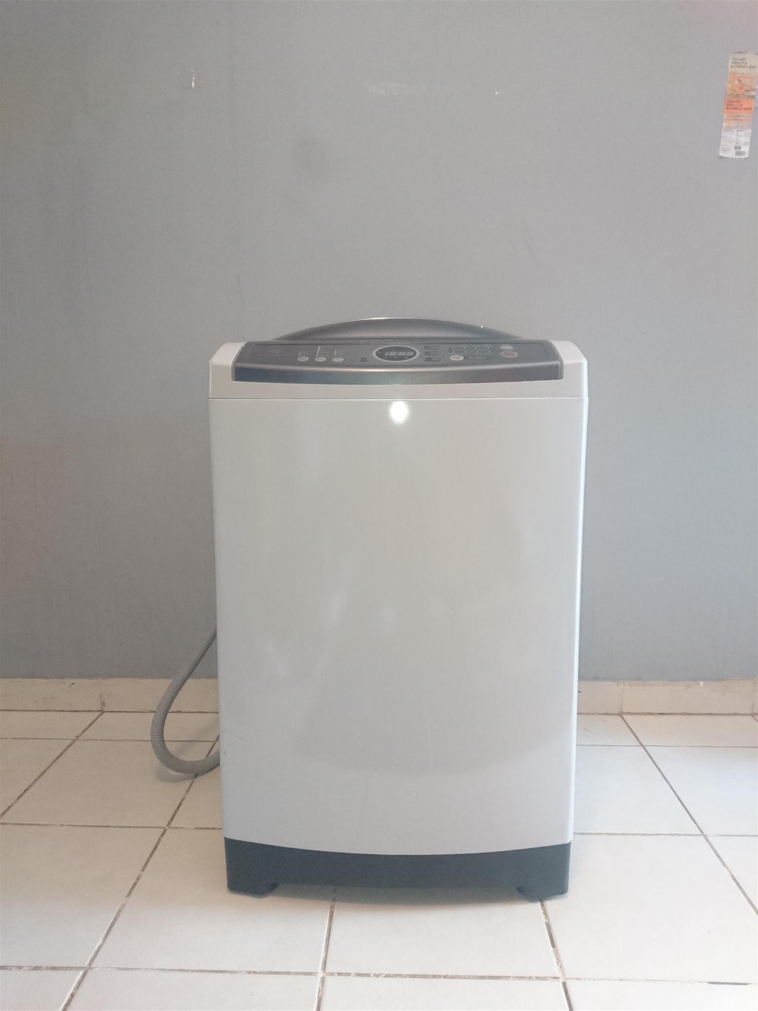 13kg diamond drum Metallic Samsung Washing machine