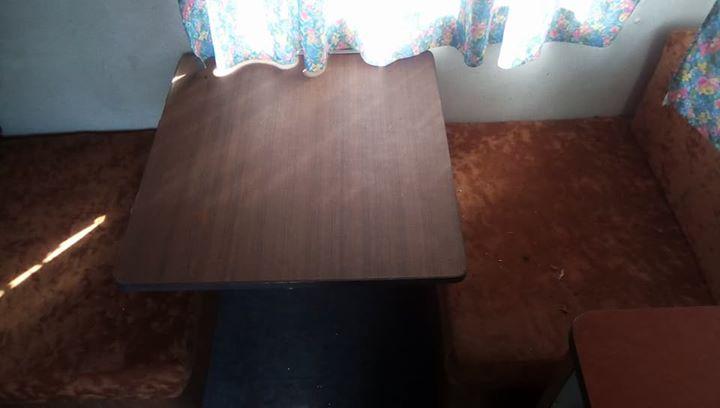 Old caravan no papers