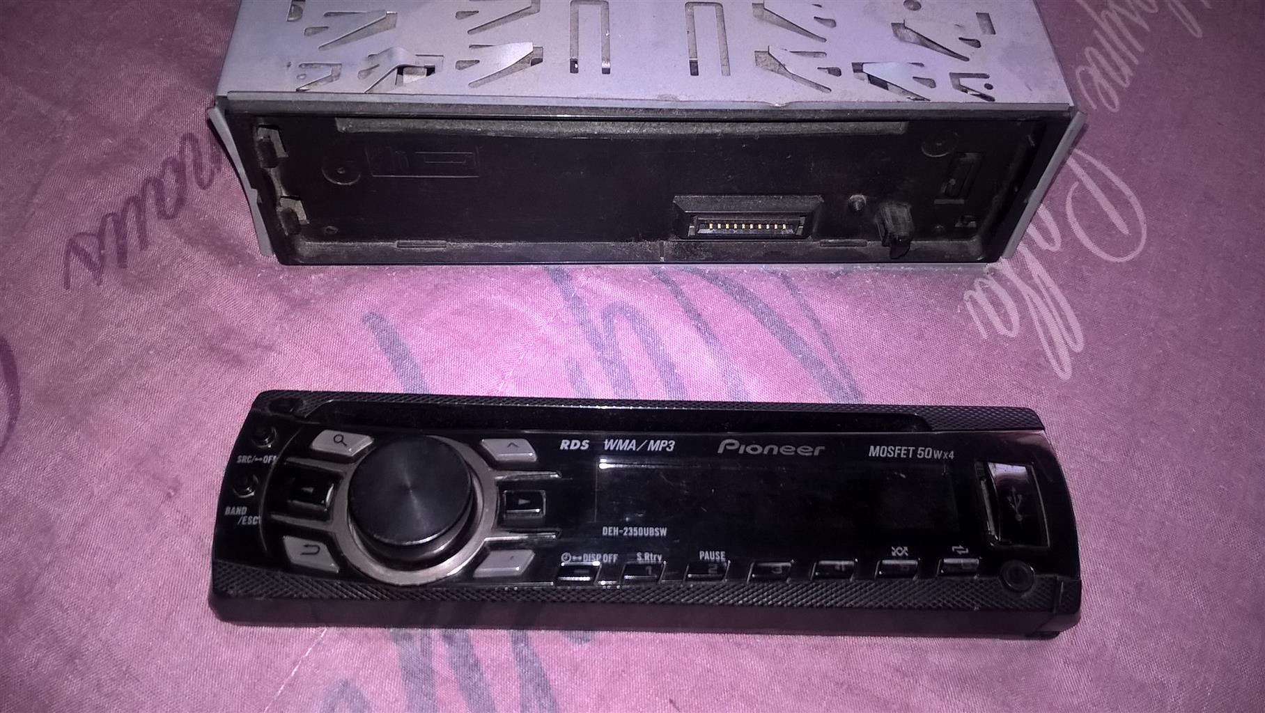 Pioneer 50x4 usb tape