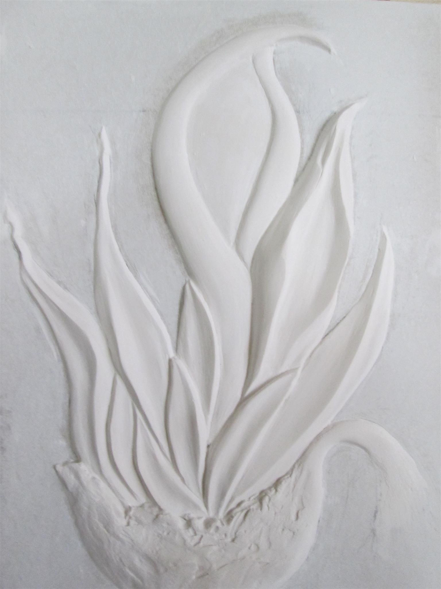 3D Sculpted Art on Walls